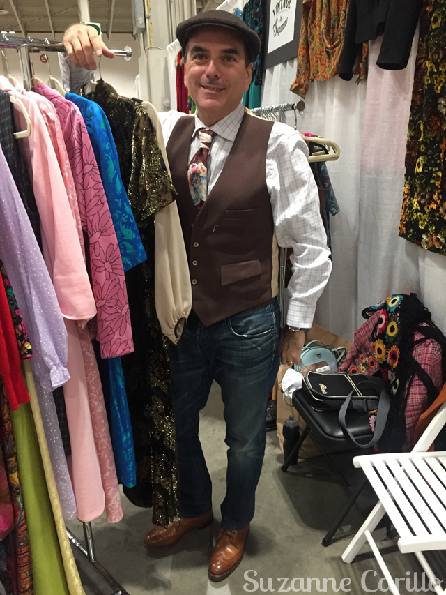 vintage clothing show 2019 fall robert carillo