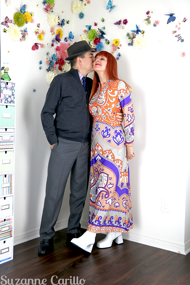 suzanne and robert carillo vintage clothing over 40