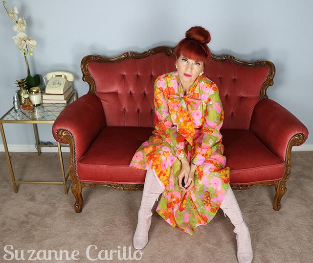 Fantasy Life escape to the chateau in vintage suzanne carillo style