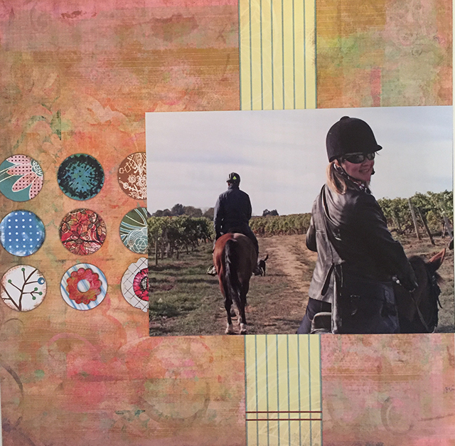 horseback riding france suzanne carillo