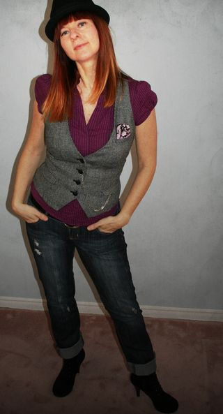 Purple_bowler_grey_vest