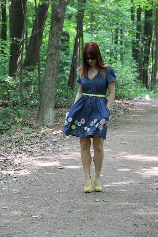 Skirt swirl