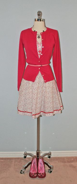 Pink_flower_dress_sweater_form
