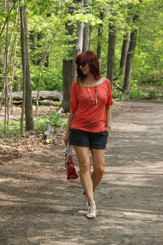 Front walking