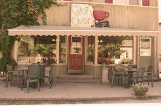 Glen oven cafe