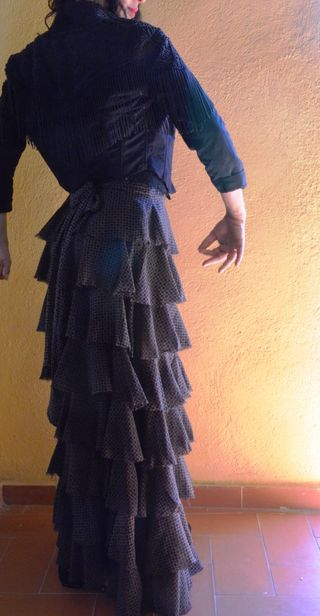Flamenco-skirt-beaded-bolero-16