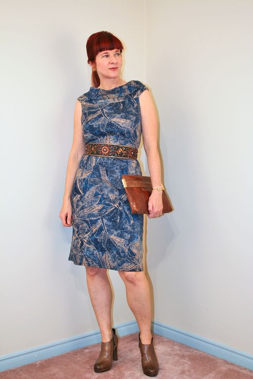 Ralph lauren dress sparkle belt