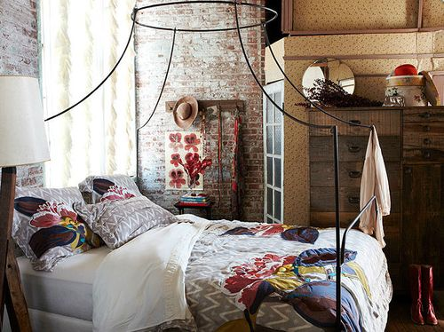 Anthropologie bedroom 2