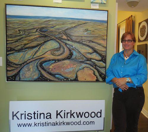 Kristina kirkwood artist