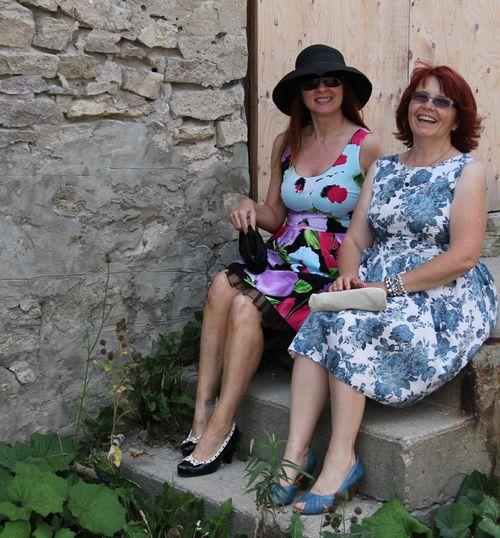 Hazel and i 2012