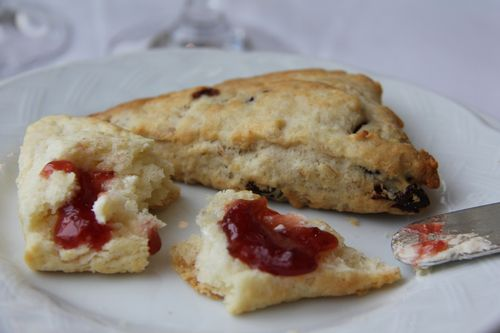 Langdon hall scones