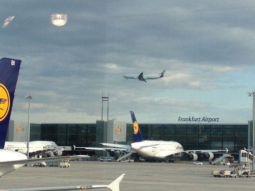 Frankfurt airport suzanne carillo style files