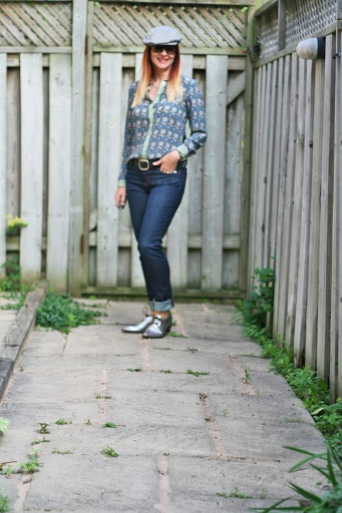 Jbrand jeans silver brogues mens inspired fashion for women over 40 suzanne carillo style files