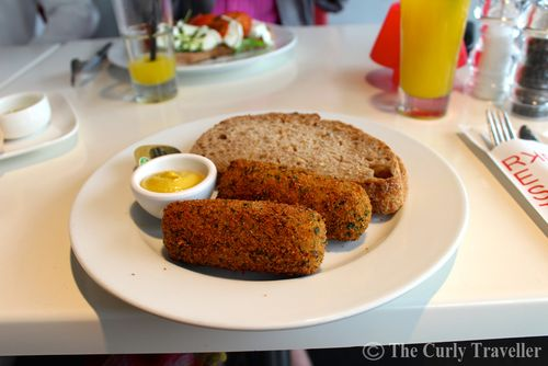 Croquettes by anja the curly traveller what they eat in Holland