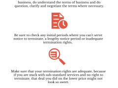 Tips On Dealing With Suppliers Free Solicitors Advice