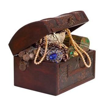 Finding Hidden Treasure