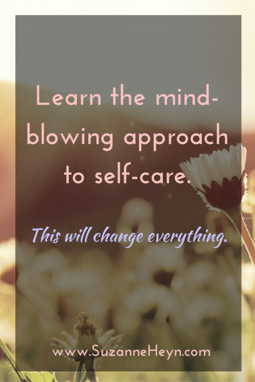 Self-love is all about good self-care, right? What if the whole spiritual concept of self-care was built on a flawed premise that blocks the healing you crave? Click through to read this inspiring article.
