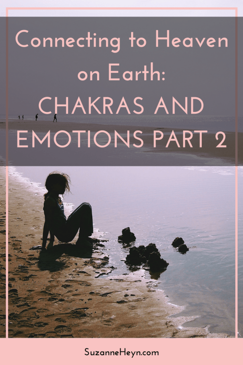 Click through to learn how the emotions relate to the chakras. spirituality meditate happiness self-love self-care depression anxiety