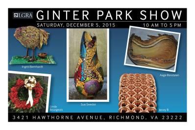 ginter park show 12.5