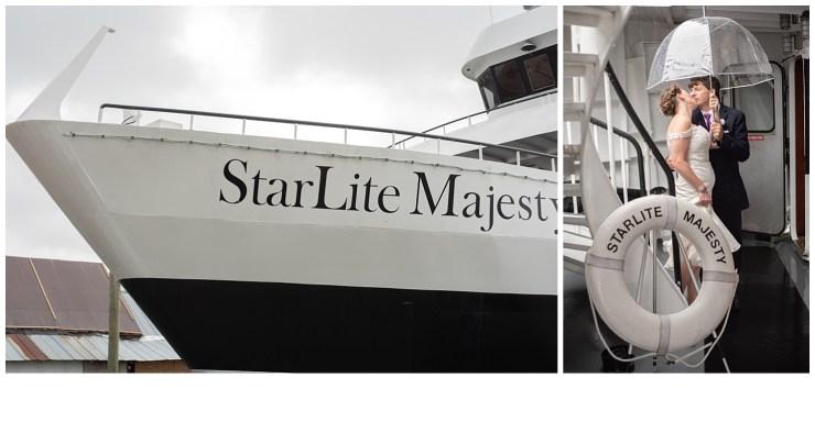Starlite Majesty Cruise Wedding