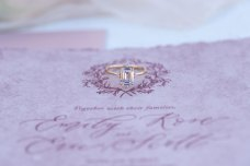 Las Vegas Wedding ring shot Suzanne Lytle Photography