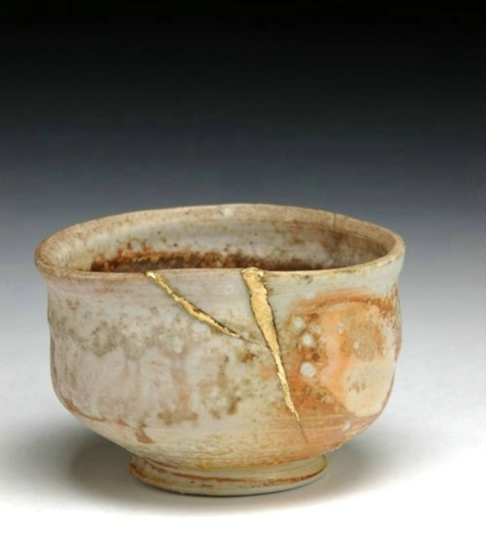 imperfection of being, Japanese Art of Kintsugi