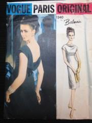 Vogue 1340 (Balmain)
