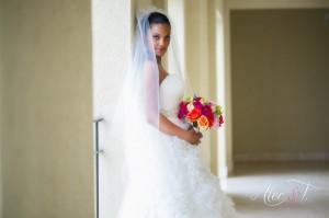 Casa Dorada wedding hair and make-up Suzanne Morel