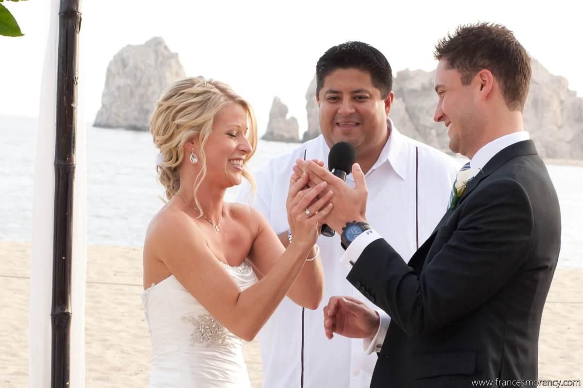 Gorgeous January Cabo wedding