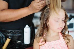 Children Wedding Hair 2