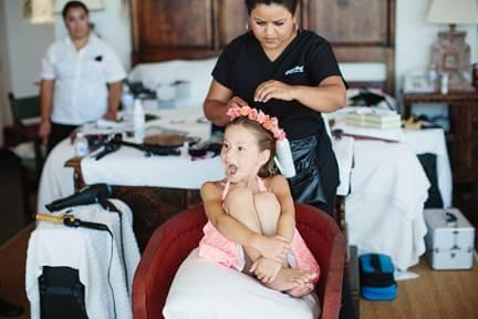 Children Wedding Hair 3