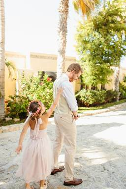 Children Wedding Hair 5