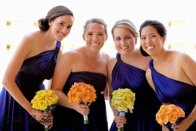 Cabo bridal hair and makeup 1