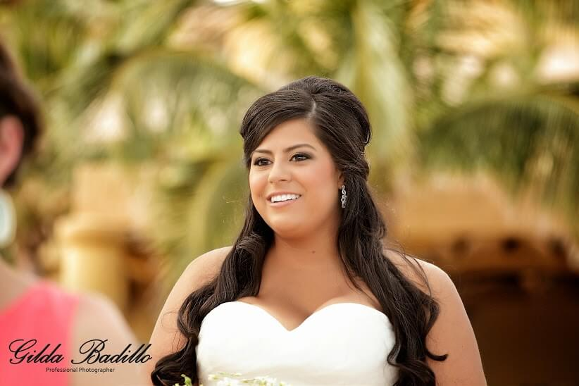 Cabo bridal hair and makeup 2