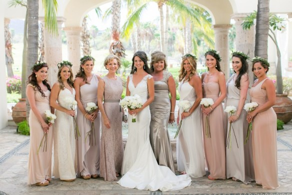 Romantic beach wedding hair and makeup at cabo del sol suzanne morel cabo wedding hair and makeup junglespirit Images