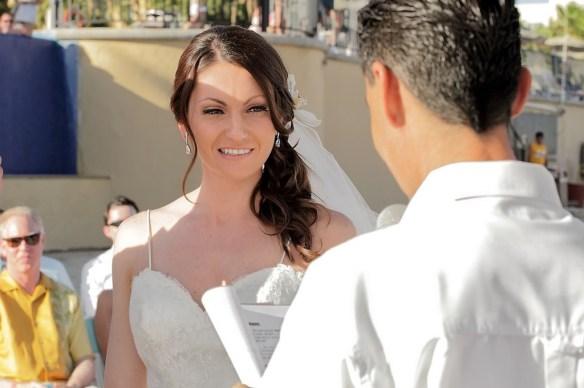 Cabo wedding hairstylist