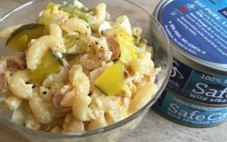 Recipe: Safe Catch Tuna and Macaroni Salad