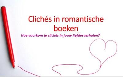Lezing: clichés in romantische boeken