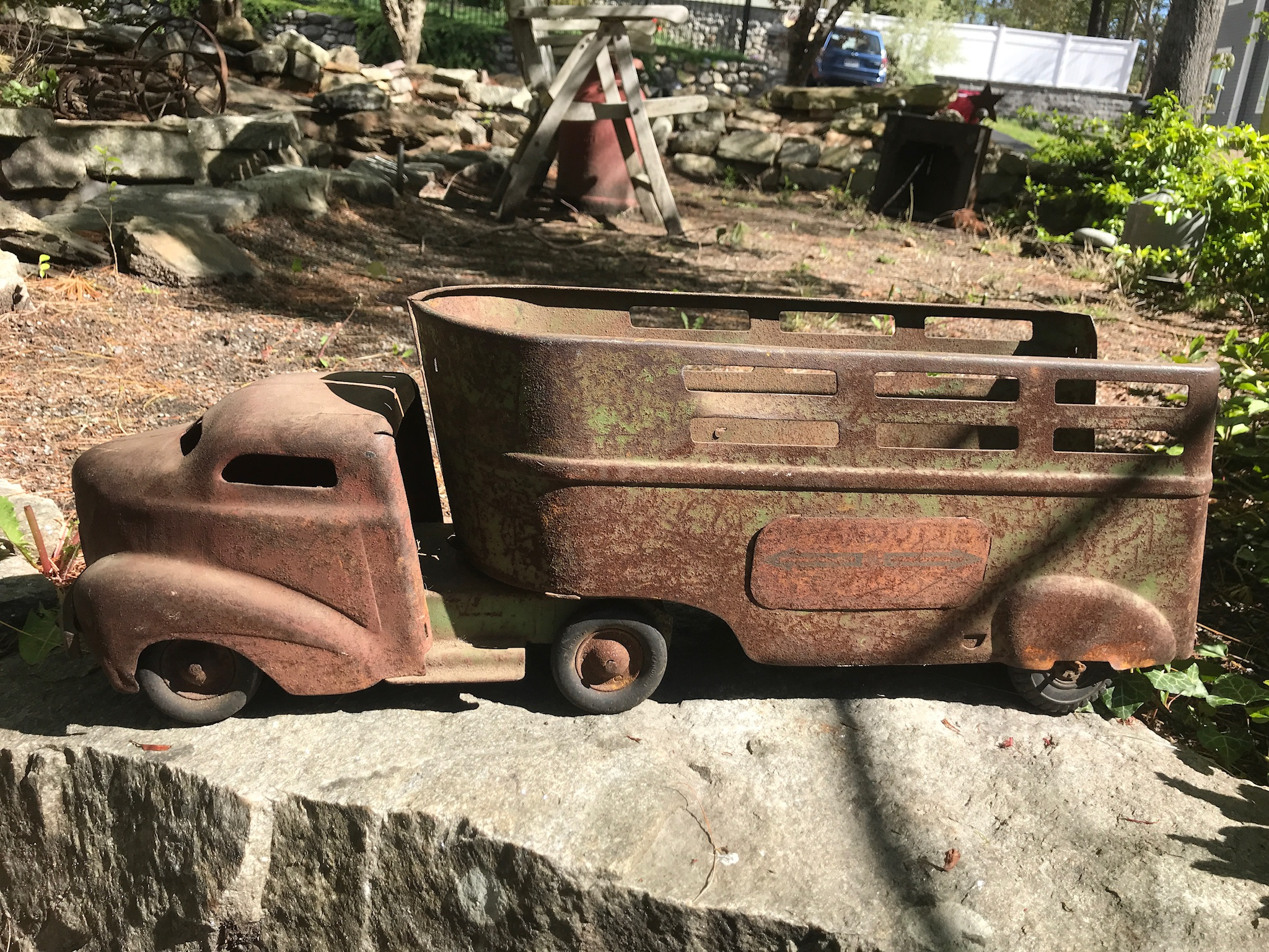 Coming Soon – Wyandotte Toy Truck