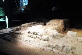 amphitheatre stone foundation