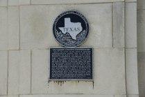 Van Zandt County Courthouse marker