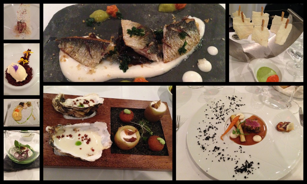 The mind-blowing meal at 100 Manieras