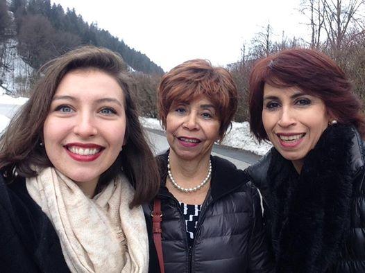 At Lake Konigssee
