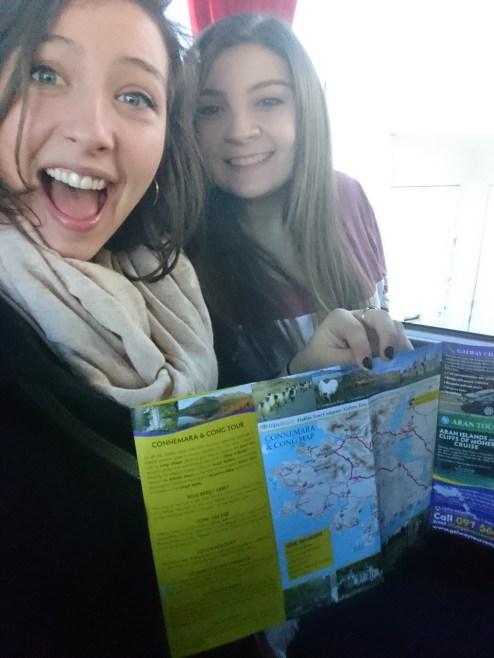 Bus tour!