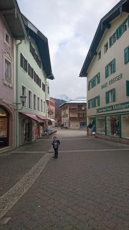 Tomas in Berchtesgaden