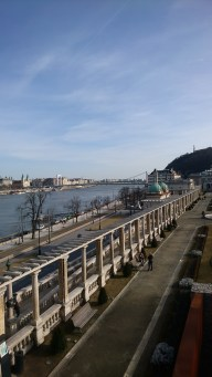 View of the Danube