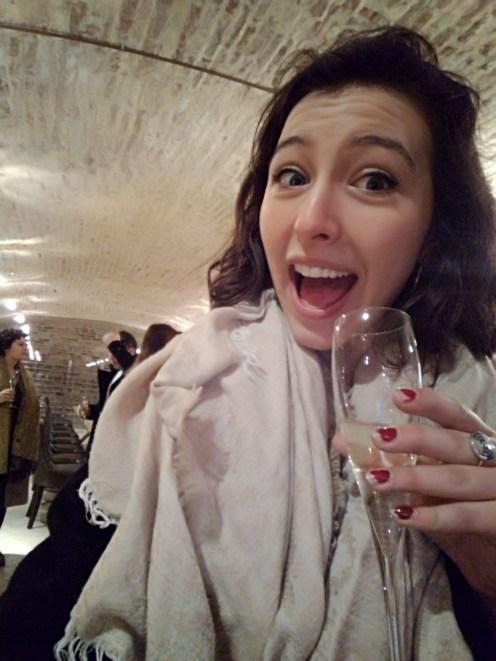 Trying pezsgő