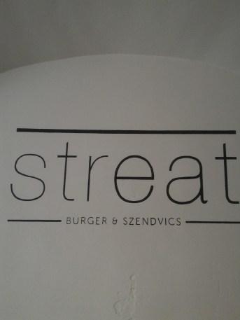 Streat burger and sandwich bar
