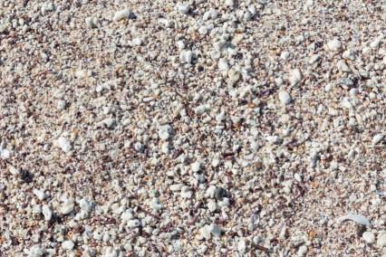 Beach Sand at Mosquera Island