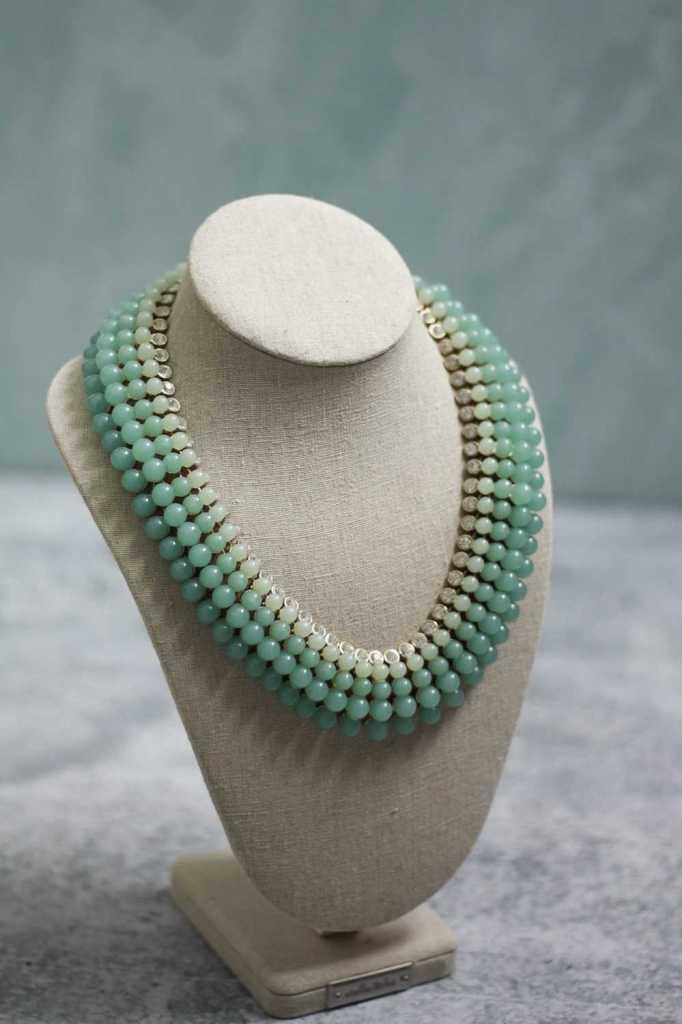 Jewelry Storage Bust